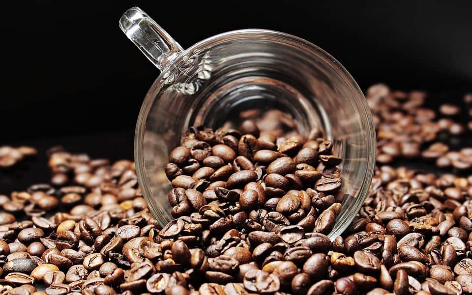 coffee for eye irritation