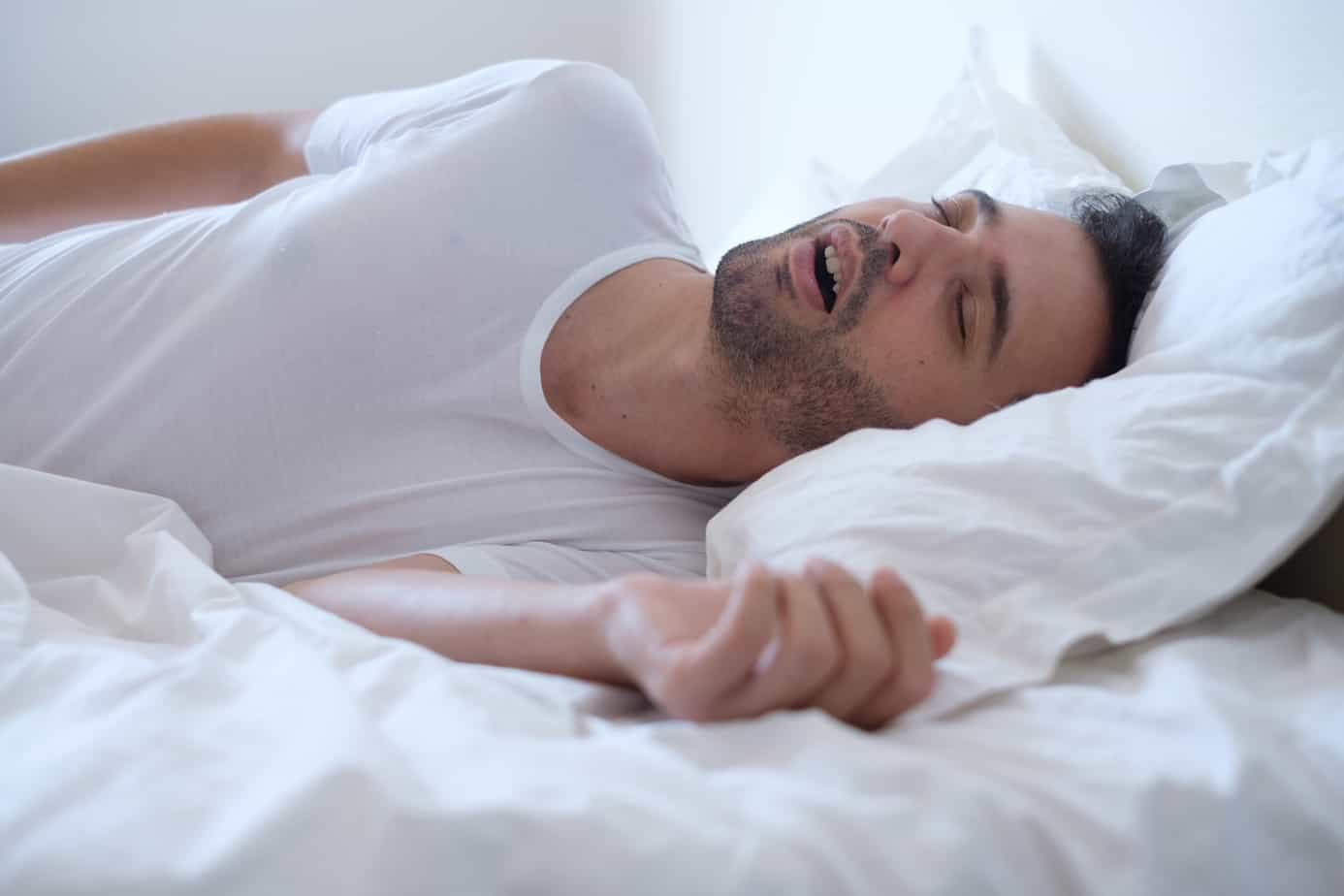 Sleep Apnea May Be to Blame