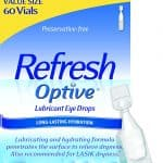 Refresh optive eye drops