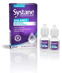 Systane balance drops