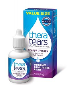 Thera tears eye drops